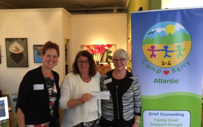 New Brunswick Children's Foundation Helps Launch The Inaugural Camp Kerry Atlantic Programs