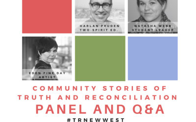 Community Stories of Truth & Reconciliation
