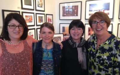 Spring Gallery Hop a Huge Success