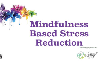 Mindfulness Based Stress Reduction: Registration Open