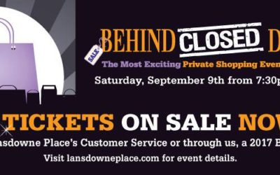 Behind Closed Doors Event