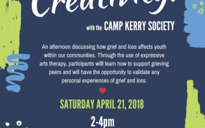 Explore Your Creativity with the Camp Kerry Society