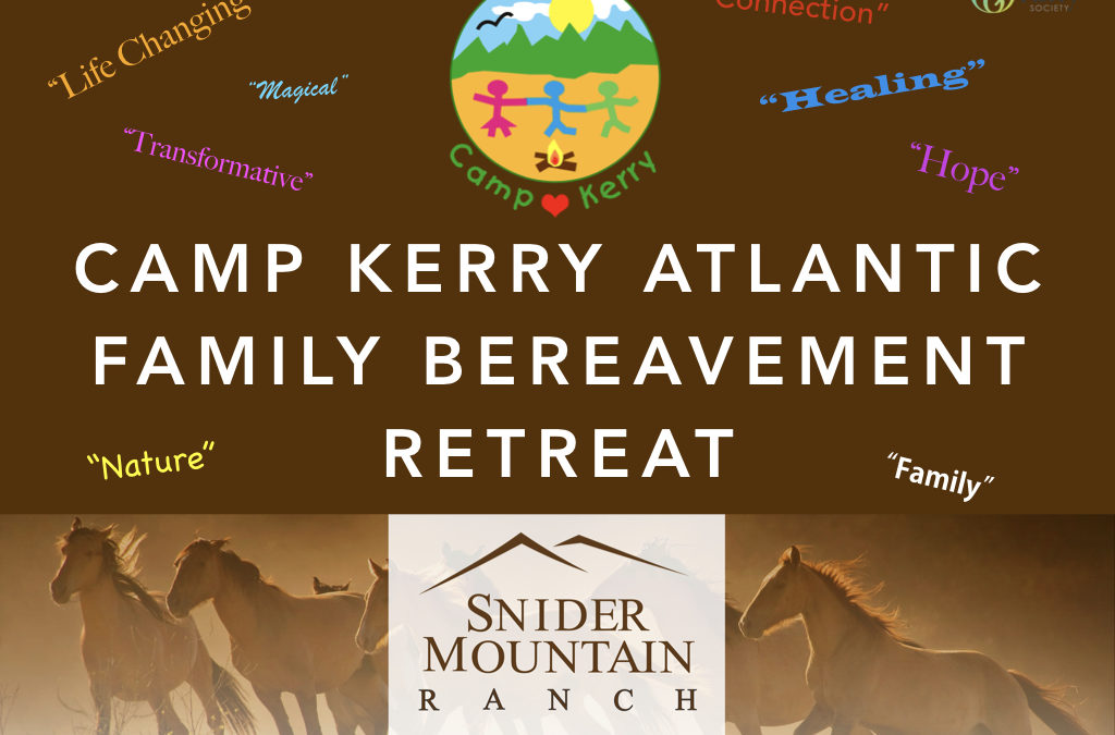 Registration Open for Camp Kerry Atlantic 2019