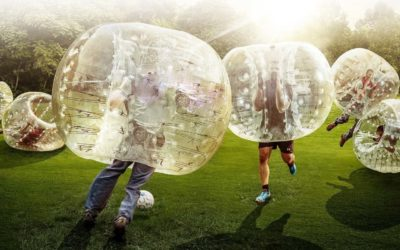 Bubble Soccer? Come See for Yourself