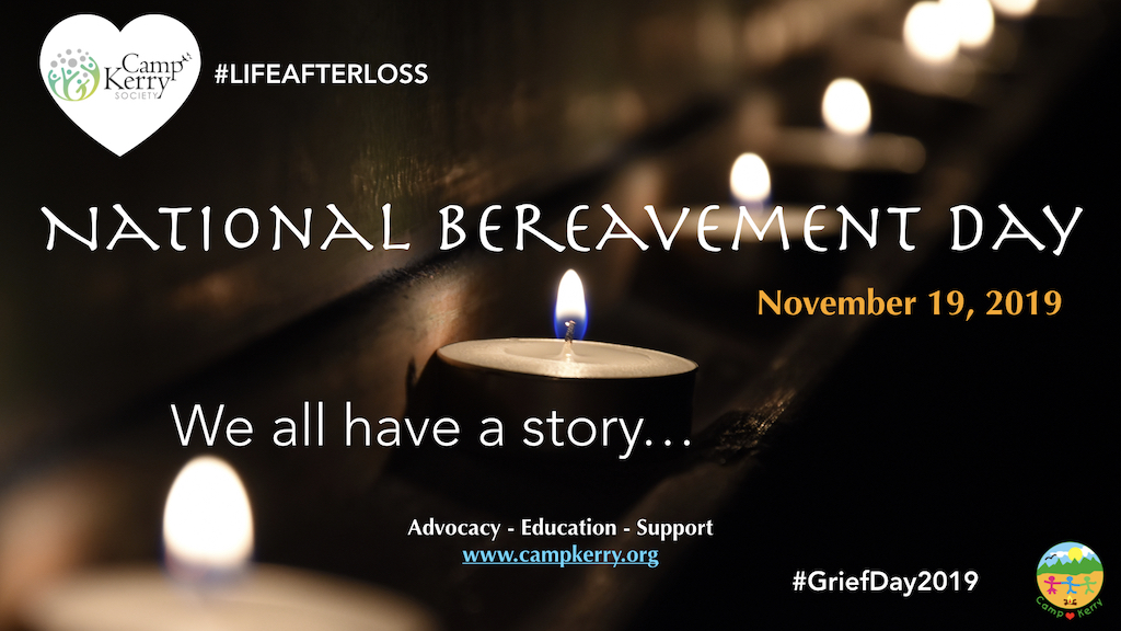 National Bereavement Day 2019