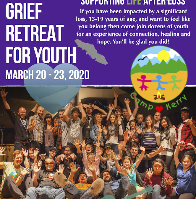 Vancouver Island Youth Retreat