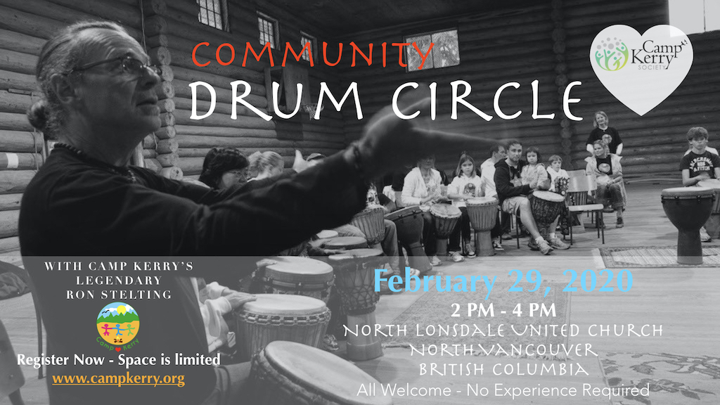 Community Drum Circle: February 2020