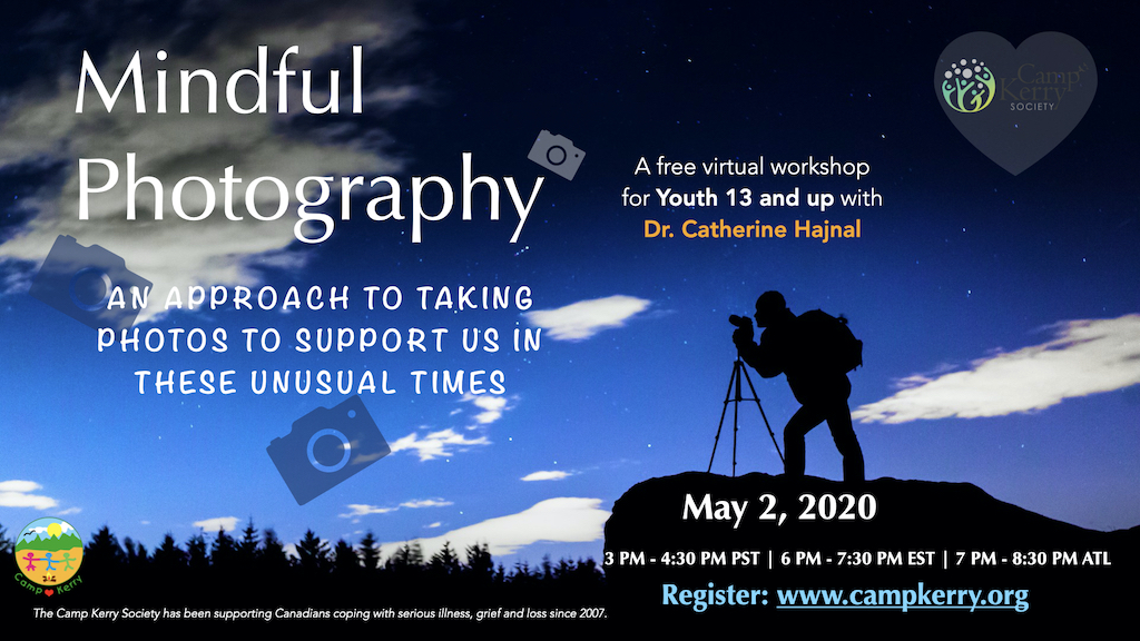 Mindful Photography for Youth