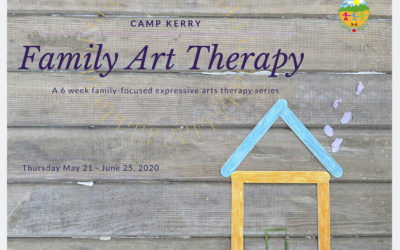 Family Art Therapy – Virtual Series