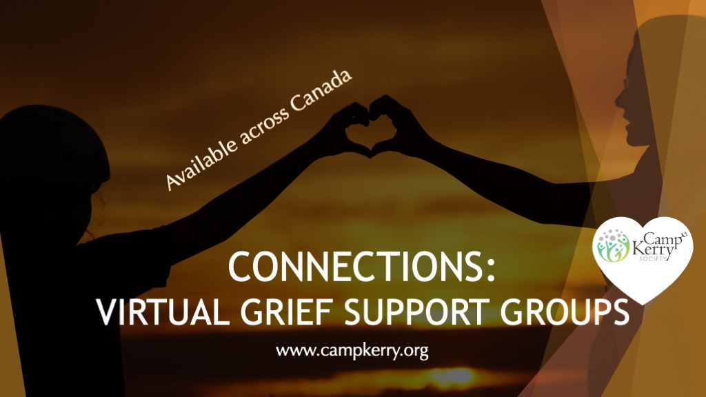 Online Grief Support Group – Atlantic Canada