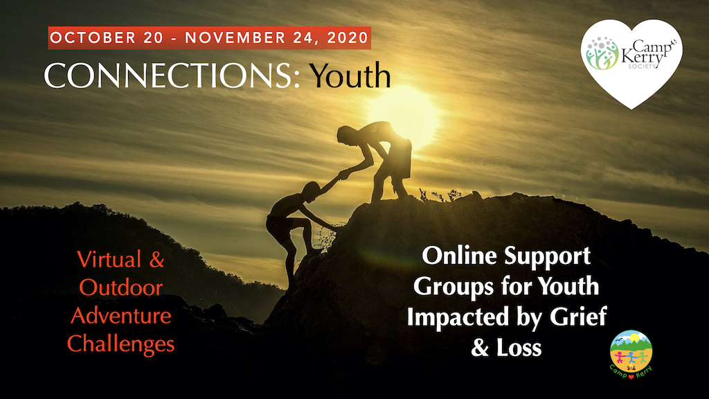 Connections: Youth 2020 Fall Sessions