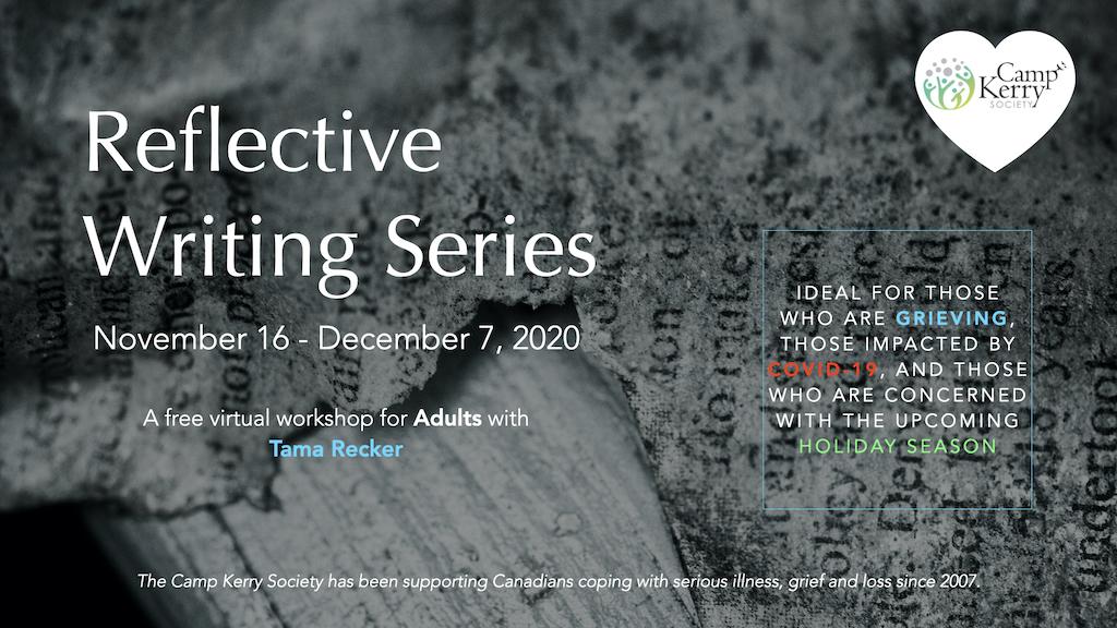 Reflective Writing Series