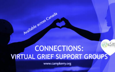 Connections: Virtual Grief Support Group – New Year Session 2021