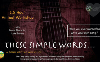 1.5 Hour Songwriting Workshops