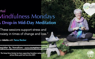 Mindfulness Monday's Mid-Day Drop-in Sessions