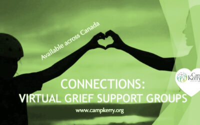 Connections: Virtual Grief Support Groups – Spring Sessions 2021