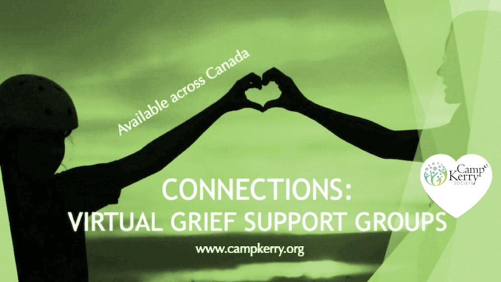 Connections: Virtual Grief Support Group