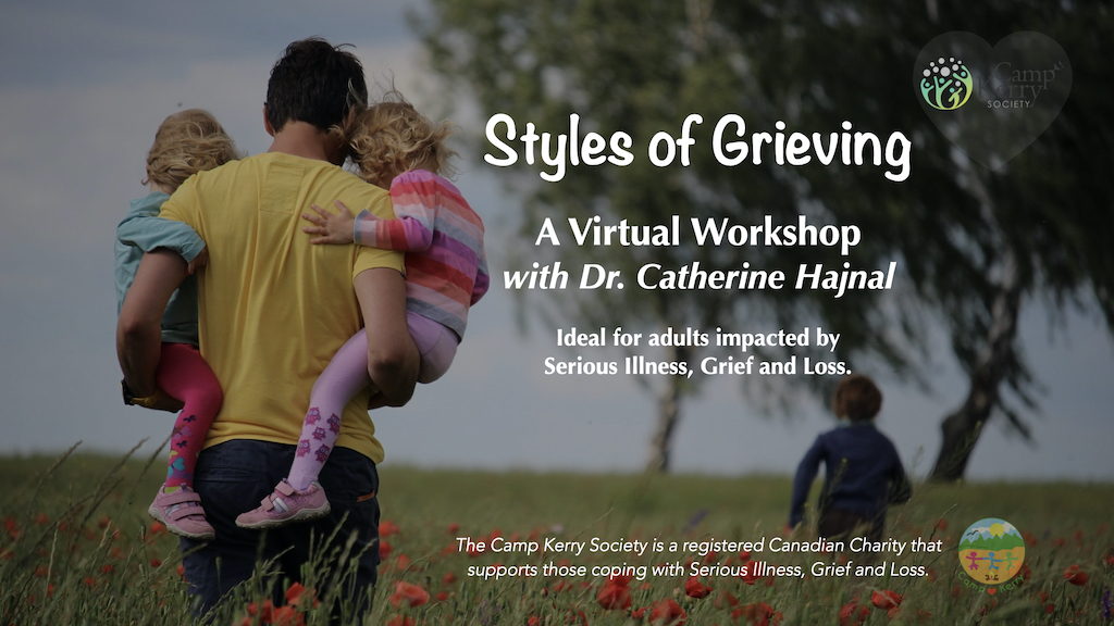 Styles of Grieving with Dr. Hajnal