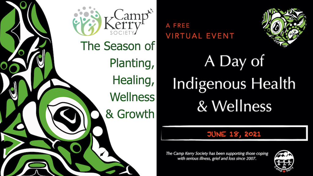 A Day of Indigenous Wellness: The Season of Planting, Healing, Wellness and Growth