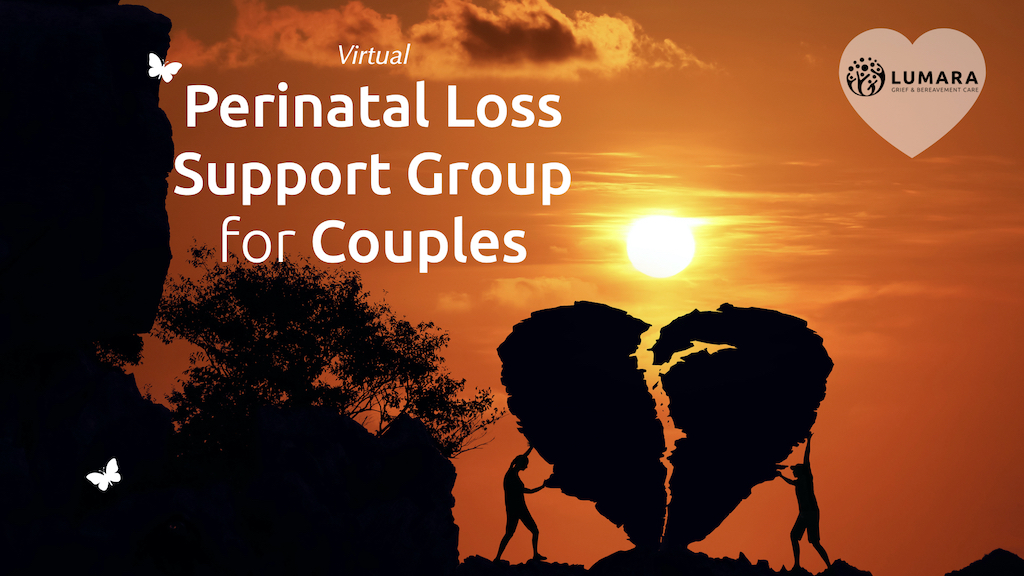 Virtual Perinatal Loss Support Group for Couples